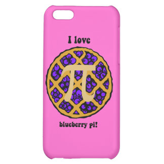 I love blueberry pi iPhone 5C cover