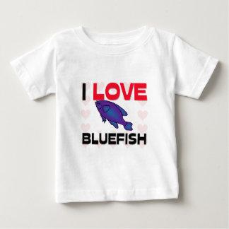 I Love Bluefish Tee Shirts