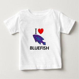 I Love Bluefish Tee Shirt