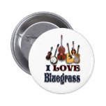 I LOVE BLUEGRASS-BUTTON