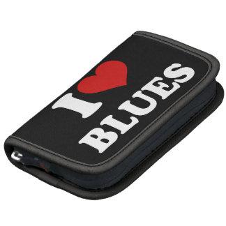 I Love Blues Folio Planners