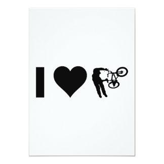 I Love BMX Card