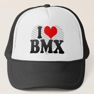 I love BMX Trucker Hat