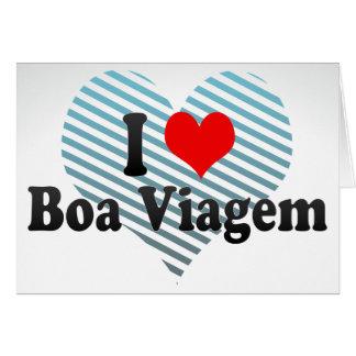 I Love Boa Viagem, Brazil Card