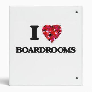 I Love Boardrooms Binders
