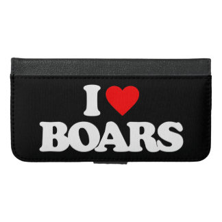 I LOVE BOARS