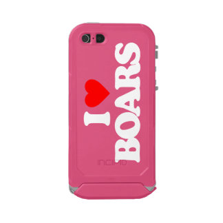 I LOVE BOARS INCIPIO ATLAS ID™ iPhone 5 CASE