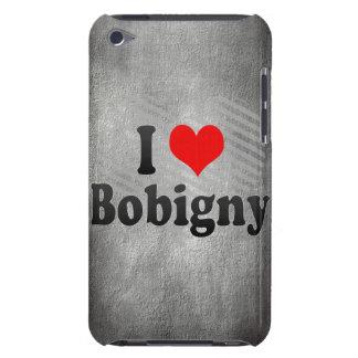 I Love Bobigny, France Barely There iPod Cover