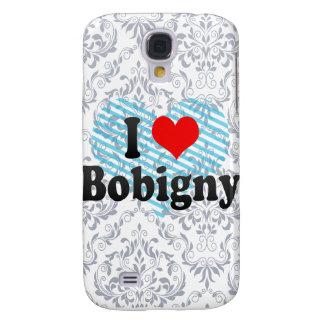 I Love Bobigny, France Samsung Galaxy S4 Covers