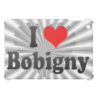 I Love Bobigny, France Cover For The iPad Mini