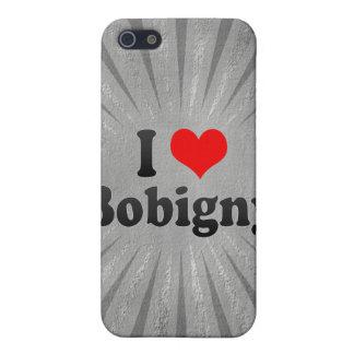 I Love Bobigny, France Cover For iPhone 5