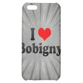I Love Bobigny, France iPhone 5C Covers