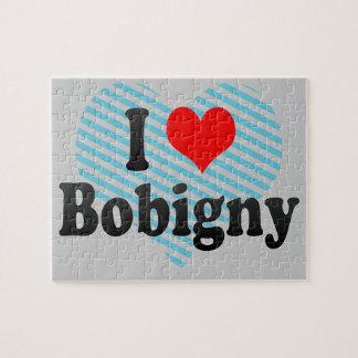 I Love Bobigny, France Puzzles