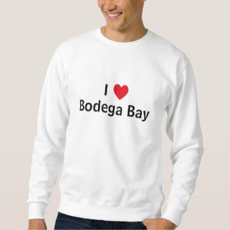 I Love Bodega Bay Sweatshirt