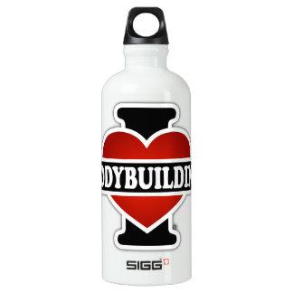 I Love Bodybuilding Water Bottle