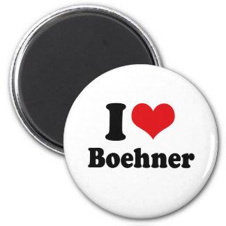 I LOVE BOEHNER MAGNETS