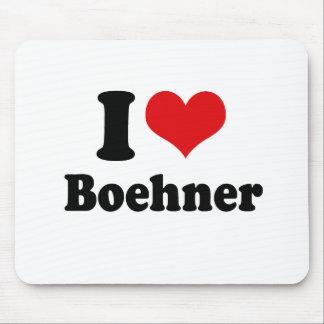 I LOVE BOEHNER MOUSE PAD
