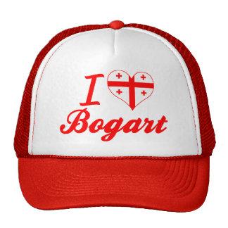 I Love Bogart, Georgia Trucker Hat