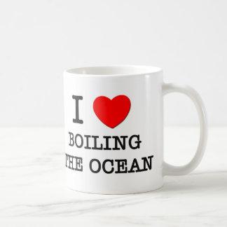 I Love Boiling The Ocean Mugs