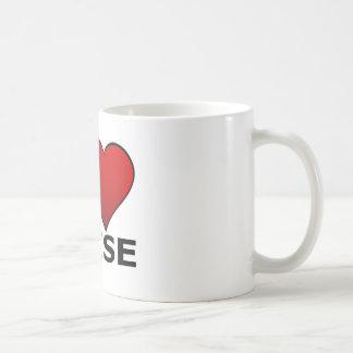 I LOVE BOISE,ID - IDAHO COFFEE MUG