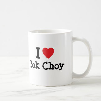 I love Bok Choy heart T-Shirt Coffee Mug