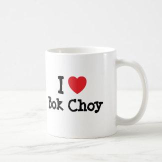 I love Bok Choy heart T-Shirt Coffee Mug