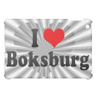 I Love Boksburg, South Africa iPad Mini Cases