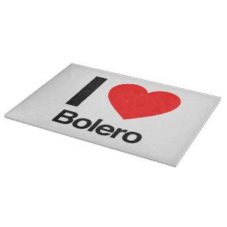 i love bolero cutting boards