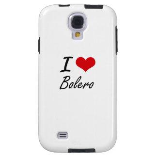 I Love BOLERO Galaxy S4 Case
