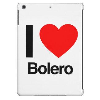i love bolero iPad air case