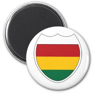 I Love Bolivia Magnet