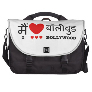 I Love Bollywood Commuter Bags
