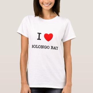 I Love BOLONGO BAY Virgin Islands T-Shirt