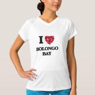 I love Bolongo Bay Virgin Islands Tee Shirt