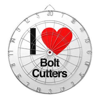 i love bolt cutters dart boards