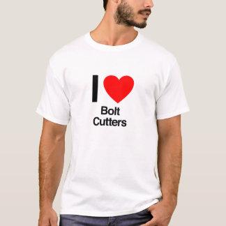 i love bolt cutters T-Shirt