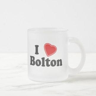 I Love Bolton Mugs