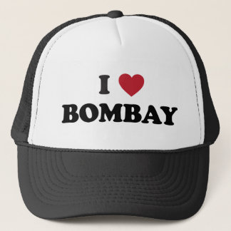 I Love Bombay India Trucker Hat