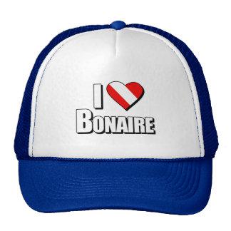 I Love Bonaire Diving Trucker Hat
