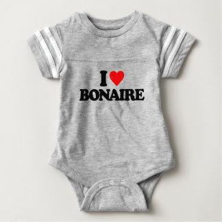 I LOVE BONAIRE INFANT BODYSUIT