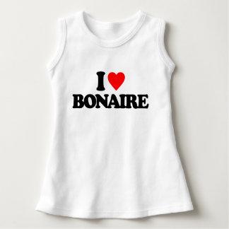 I LOVE BONAIRE INFANT DRESS