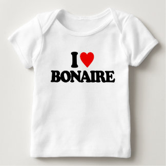I LOVE BONAIRE SHIRTS