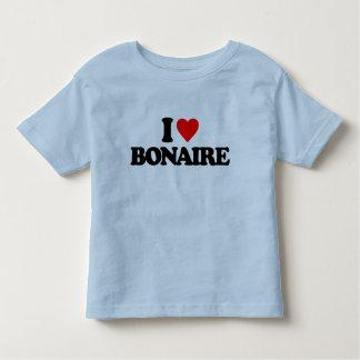 I LOVE BONAIRE TEE SHIRT