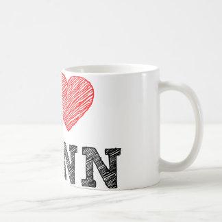 I love Bonn Coffee Mug