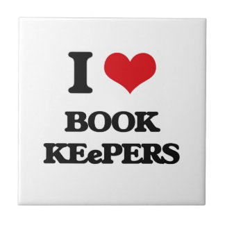 I love Book Keepers Tile