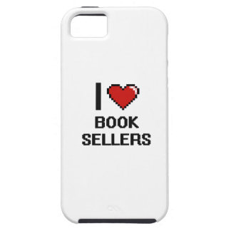I love Book Sellers iPhone 5 Covers