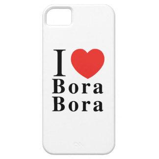 I [LOVE] Bora Bora iPhone/iPad/iPod/Samsung Case