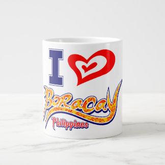 I Love Boracay Philippines Mug / Cup