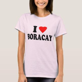 I Love Boracay T-Shirt
