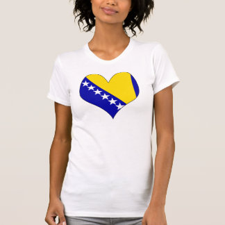 I Love Bosnia Herzegovina Tshirt